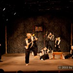 賢治讃の仮面劇