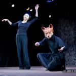 土神と狐(賢治讃の仮面劇)